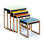 ジョセフ・アルバース +ネスティングテーブル+