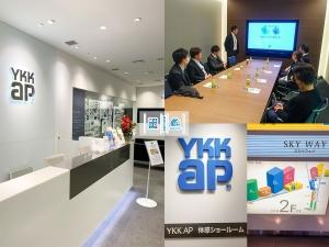 YKK AP体験ショールーム