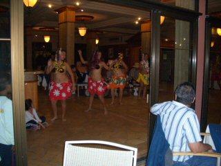 NC メラネシアンダンス