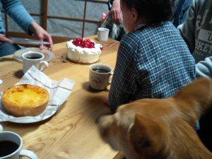 おチビちゃんの誕生会