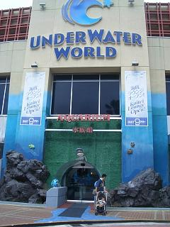 UNDER WARTER WORLD