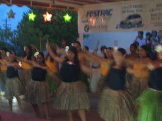 グアムのダンス