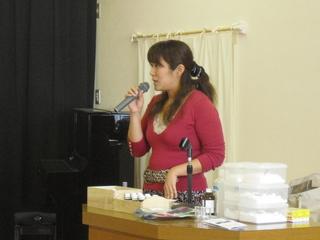 アロマクラフト講習会