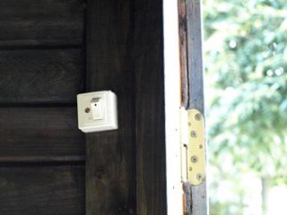 あるもので。 自宅にあったスイッチを。