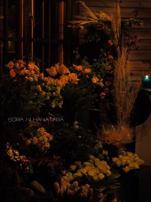 花。 いっぱいだ〜♪