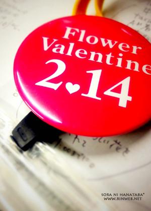 2013.0214。フラワーバレンタイン!