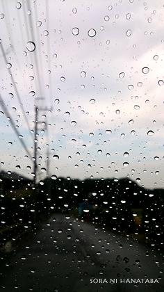 2013年7月14日のにわか雨
