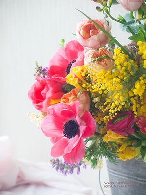 弁護士さんへの花を。@都内へお届け