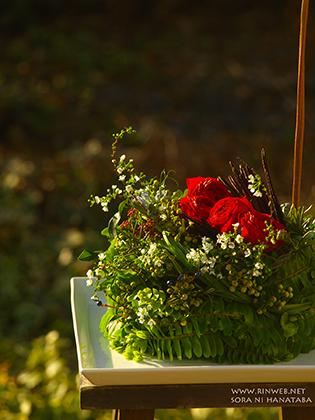 お姉ちゃんへ贈る誕生日お祝い花