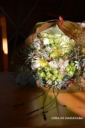 花束/ご結婚お祝いの花束をお届け