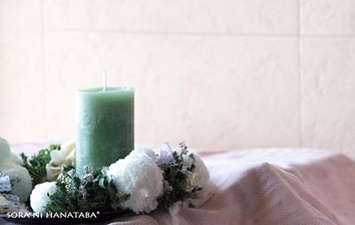 クリスマスをかねて/ご結婚お祝い花
