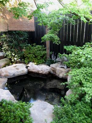 五輪花の客室付露天風呂温泉
