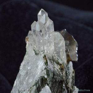 ウラル ブルッカイト 雲母 水晶