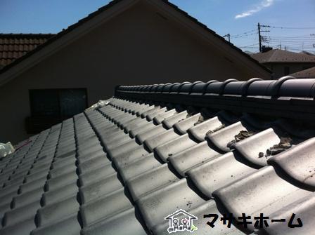 屋根補修before