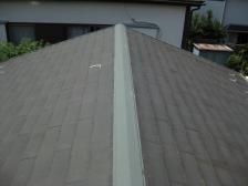 屋根補修塗装before