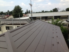 屋根葺き替えafter
