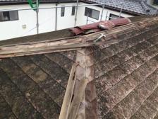 屋根葺き替えbefore