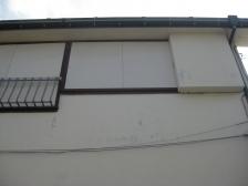 外壁塗装before