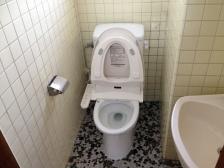 トイレ交換after