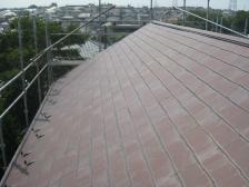 屋根葺き替えbrfore
