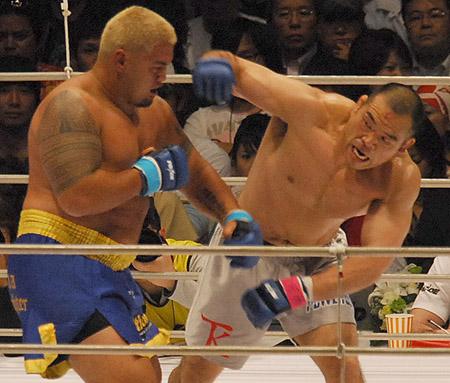 高阪剛選手、最後の試合