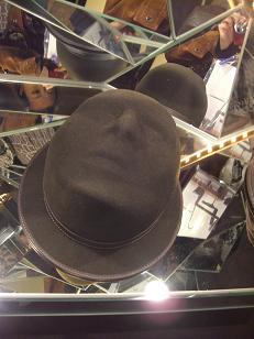 ベルギー帽子