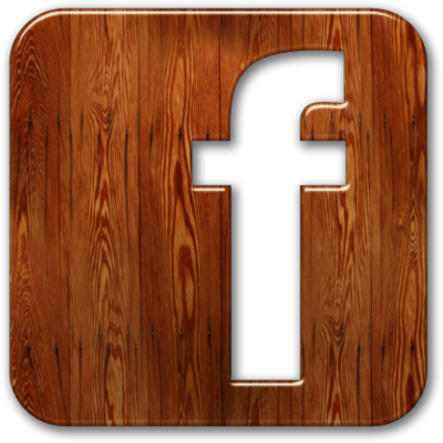 Wooden-Facebook-Logo-psd45561.png