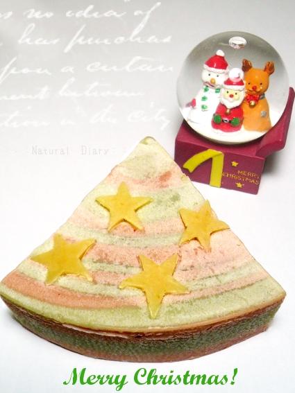 クリスマス ツリー ☆ 手作りせっけん 星 soap