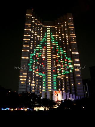 東京 赤坂プリンスホテル 閉館 最後 イルミネーション チキンライス ダウンタウン マッキー クリスマス