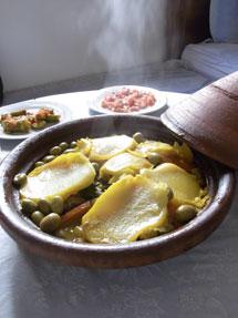 野菜タジン