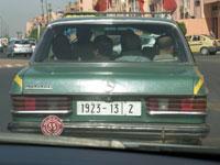 モロッコタクシー