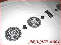 APACHE #001〜FRONT