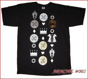 ★オリジナルプリントTeeシャツ★ APACHE #002