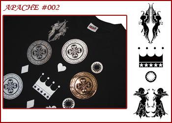 APACHE #002〜FRONT