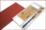6寸ゴマ竹付きギフト用セット箱