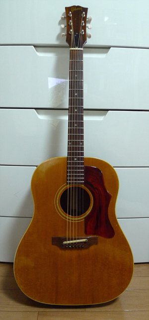 【Gibson】J-50(1969)