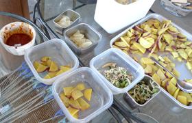 【ソラノネ】秋野菜をたっぷりトッピング