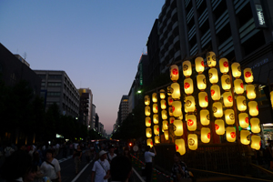 【京都】祇園祭り『宵宵山』