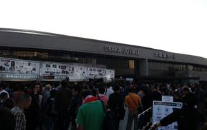 【長渕 剛】2012.10.21大阪城ホール『Stay Alive』