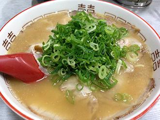 【京都・山科】ラーメン名門