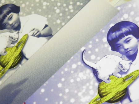 金星灯百貨店ポストカード