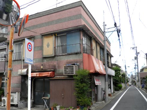 東長崎→金星灯百貨店