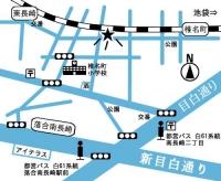 金星灯百貨店アトリエショップ地図