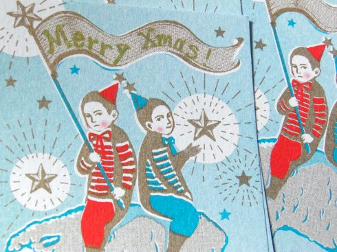 スニウポップポストカード