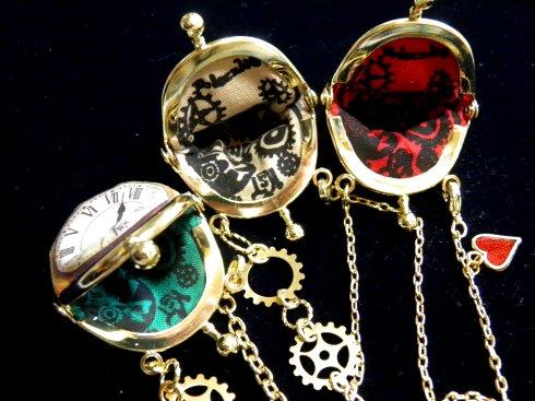 時計がまぐち 金星灯百貨店