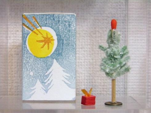 金星灯百貨店ミニ個展「燐寸灯はマッチの町」