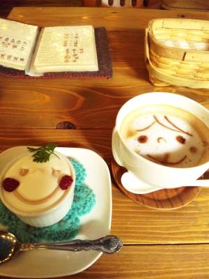 HATTIFNATT 絵本 カフェ 可愛い