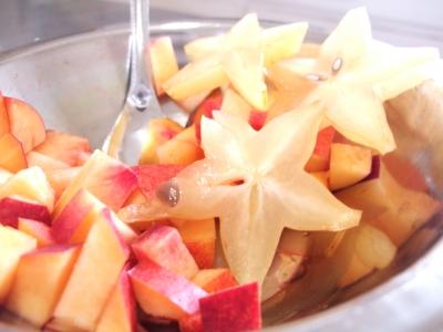 スターフルーツ star fruits