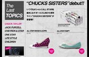 CHUCKS SISTERS