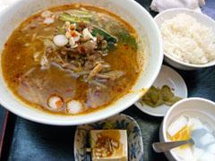 中華料理『香港菜館』西武新宿線上井草
